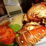 Caribbean Lobster Dinner