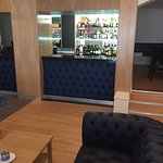 Our oak lined bar has a great range of local and international ales, beers, wines & spirits