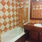Salle de bain de chambre privilège (partie annexe)