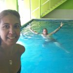 piscina interior de 9 a 22 hs