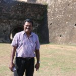 Mr. Nihal our tour guide from Blue Lanka Tours