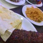 Amazing kebab