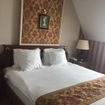 Beautiful hotel! Very comfortable room! Right around the corner from shops, easy access to every