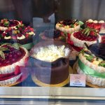 Baked goods, tarts and cakes