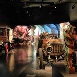 Museo Nazionale dell'Automobile.