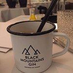 Fantastisch lekkere homemade gin.