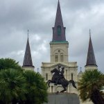 St. Louis Cathedral Foto
