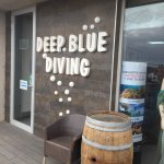 Deep Blue Diving Base Foto