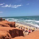 Photo de Praia de Canoa Quebrada