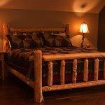 The gorgeous Loft Room at the Edgewood Inn!
