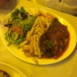 Amazing food, Lovely friendly atmosphere quick service and well decorated! Will be returning, th