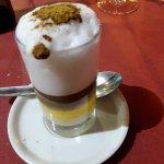 A Barraquito coffee