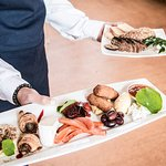our signature rooftop platter