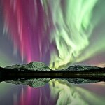Fall is a fantastic time to see amazing northern lights at Yukon