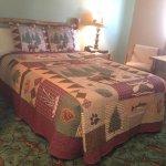 Great cozy rooms!