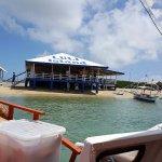 Leaving the Luli Island...