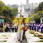 Processions Easter Sonsonate
