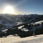 The stunning view from the Bergeralm