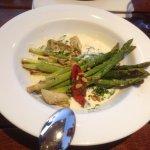 creamy veggies