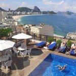 Copacabana Rio Hotel Photo