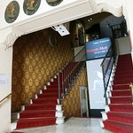 La Scala Theater staircase