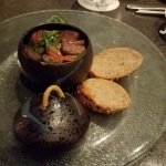 Kobe Beef Poke (appetizer)