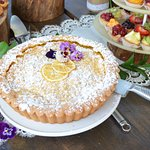 Home made Lemon Tart, made for a wedding we hosted