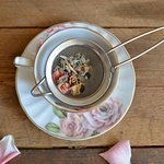 Women's Balance Tea - to help with PMS & Menopause. From our own herbal
