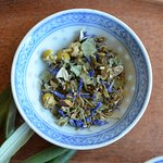 Tummy Restore Tea - to restore gut lining and aid digestion. From our herbal tea range, Valley T