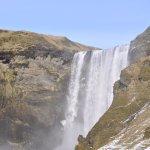 Waterfall Skogafoss
