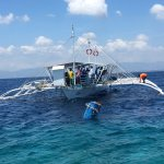 Outrigger boats hired in Lapulapu