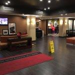 Lobby Facing Breakfast Room