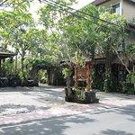 Monkey Forest Road entrance