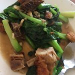 Roast Pork (belly) with Chinese Broccoli, Best Here