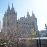 Photo of Temple Square