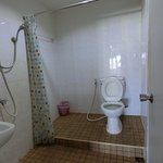 Shower room and Toilets in Standard Rooms