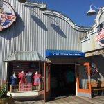 Bubba Gump Shrimp Co. Restaurant.