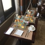 Afternoon Tea in the Club Lounge
