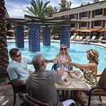 The Scottsdale_Pool_Twisted Vine Pool Bar & Grill