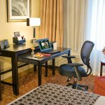 Work from your Guest Room with a portable Work Desk.