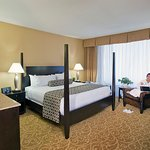 Rest easily in our Executive Suite at the Crowne Plaza Tysons.