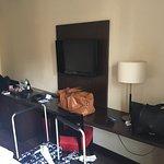 Clean, basic, modern hotel