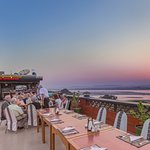 Sky Bar & Restaurant @ Ayarwaddy River View Hotel, Mandalay
