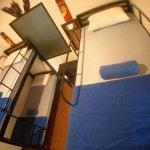 Quad room with 4 pax