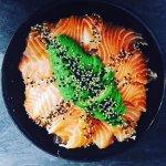 Chirachi saumon avocat fraîcheur maxi