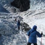 Glacier Heli Hike - awesome experience