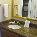 King Studio Extended Stay Guest Bathroom