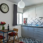 Alenquer Apartment kitchen