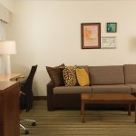 One- & Two-Bedroom Suite   Sitting Area