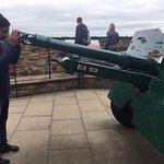 The artillery